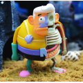 Anatomical Spongebob SquarePants Blind Box Toys Series 7