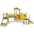 Commercial Small Backyard Kids Play Structures For Sell