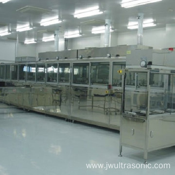 The LCD Industry Automatic Cleaning Machine