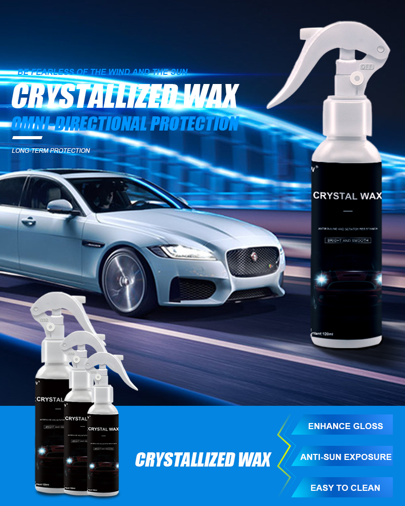 Car Wax Plating Crystal