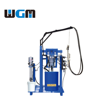 Manual Insulating Glass Silicone Extruder sealing Machine