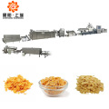 breakfast cereal corn flakes extruder making machine