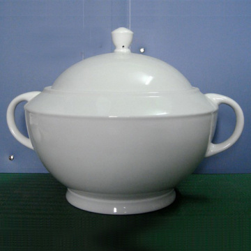 Ceramics Casserole with Lid