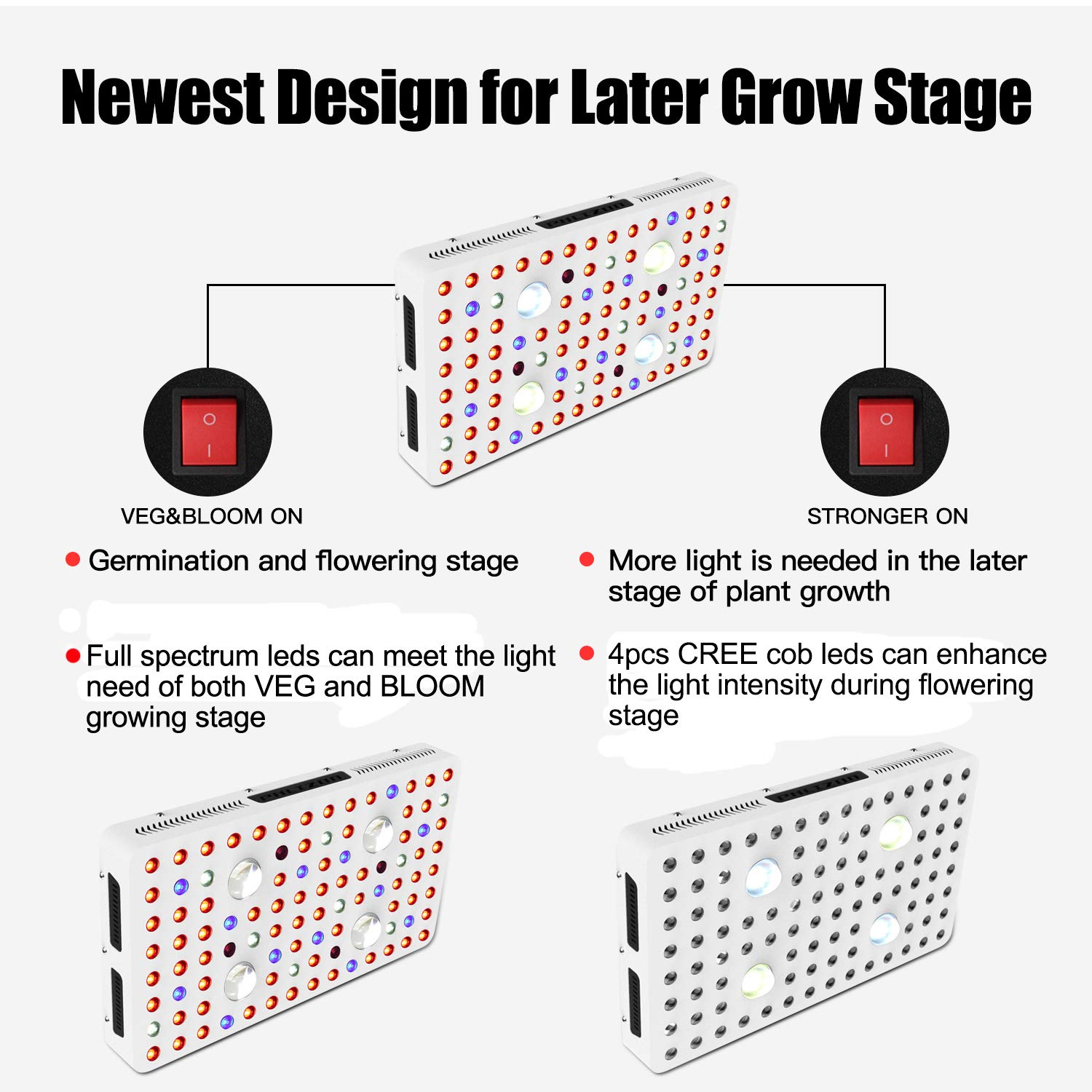 450w grow light