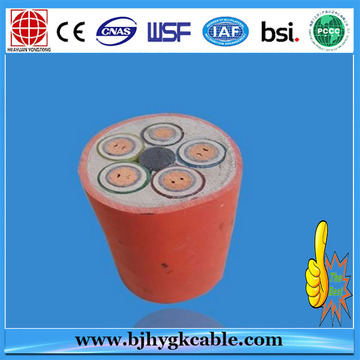 300V Flame Resistant Fire Proofing Cable
