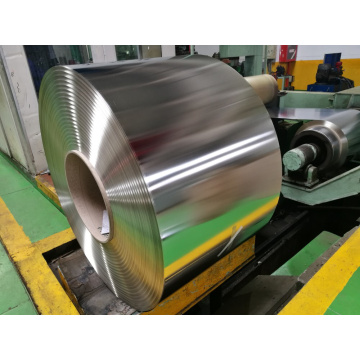 TINPLATE coil for cans with FDA