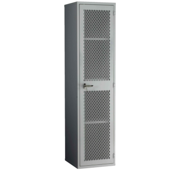 Metal Mash Door Steel Tier Locker