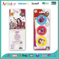 EVER AFTER HIGH finger paint set