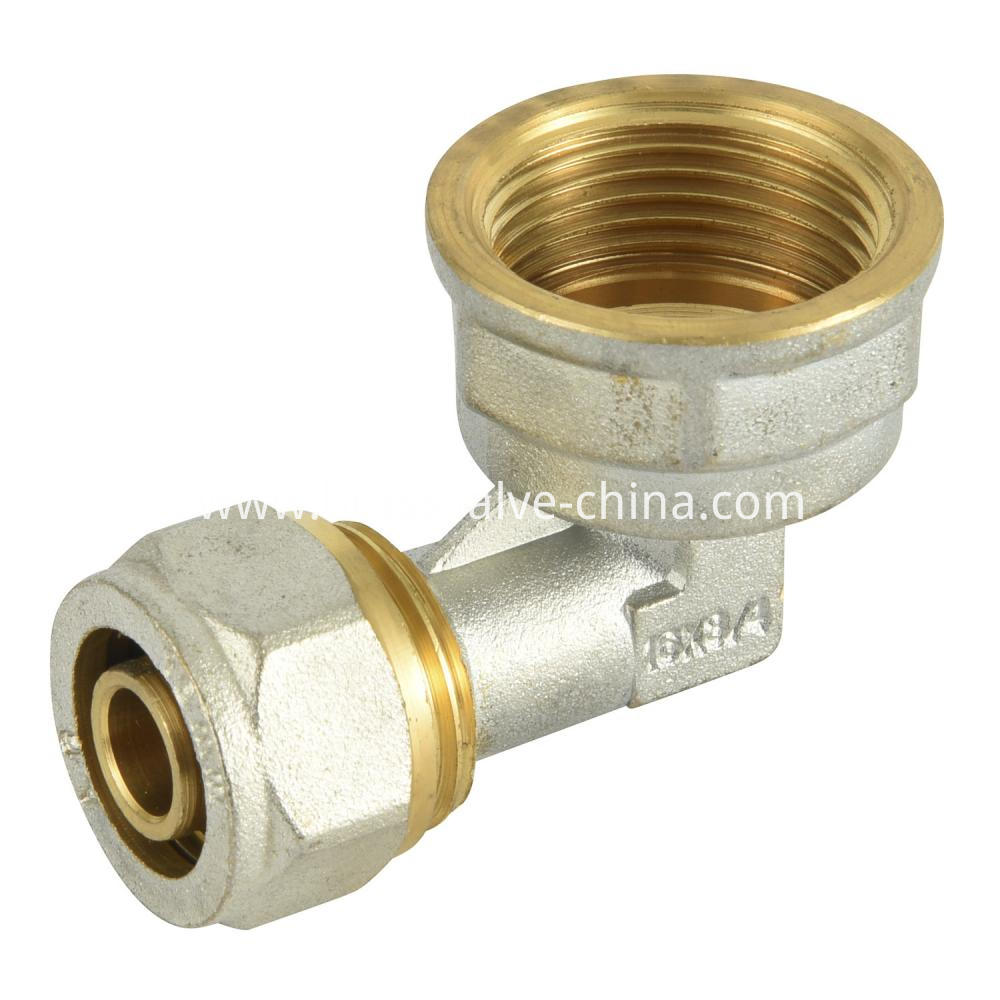 Brass Compress Fitting