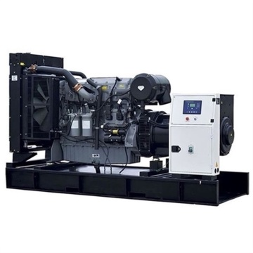 yuchai engine open and silent type 200kva 380v/50hz