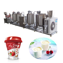 Small Yogurt Production Machine For Yogurt Processing