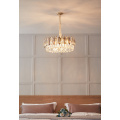 Modern Living Room Decorative Lighting Crystal Chandelier