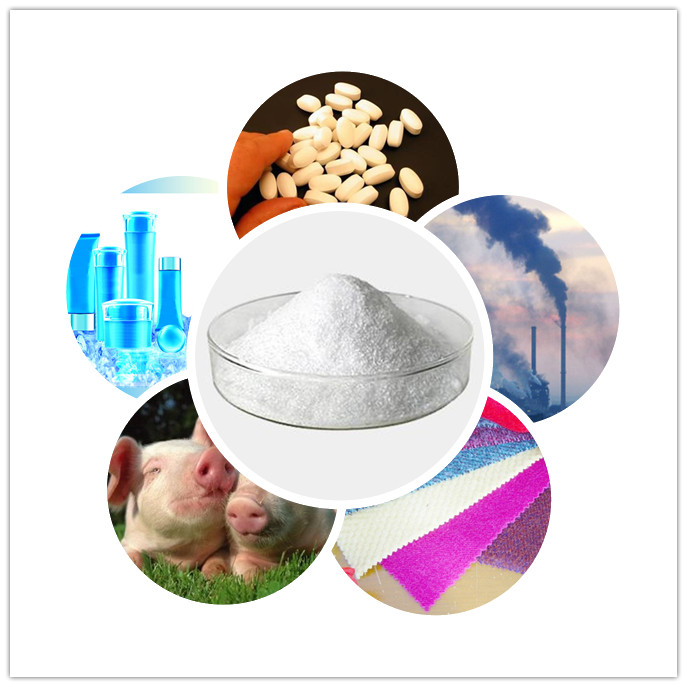 Citric acid application feed additive