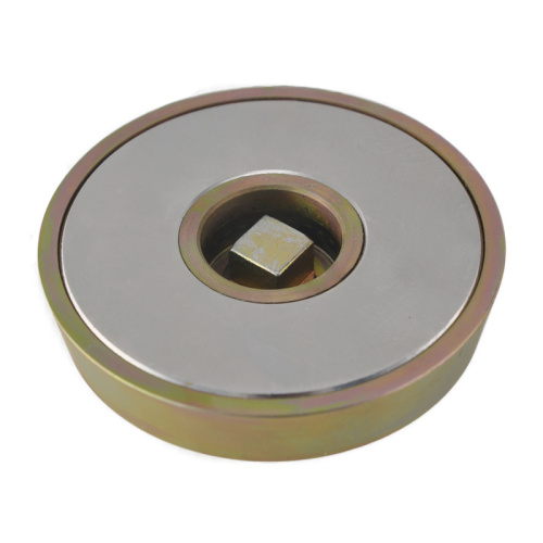 Threaded  Bushing Magnet  Strong Magnetic Force