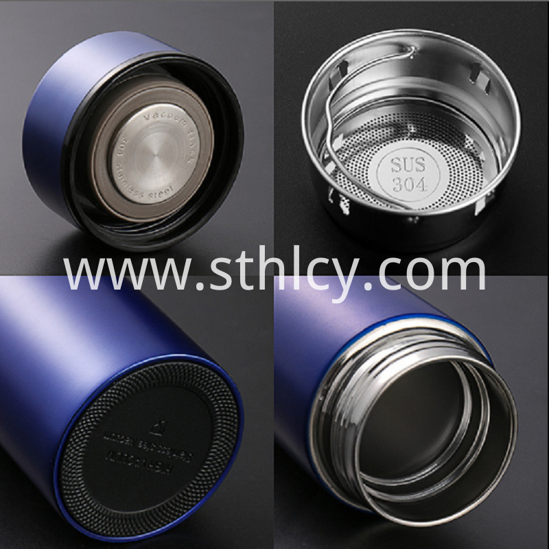 304 stainless steel vacuum flask business cup