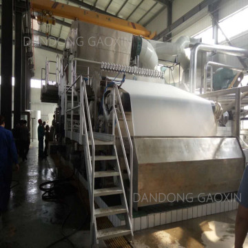 Toilet paper product making machinery