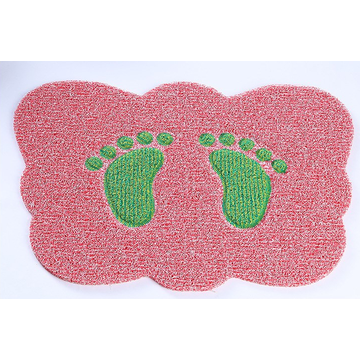 Wholesale easy cleaned PVC coil carpet mat