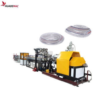 Factory Price PVC spiral reinforced hose making machine