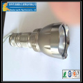 Aluminum led electric torch shell with good quality
