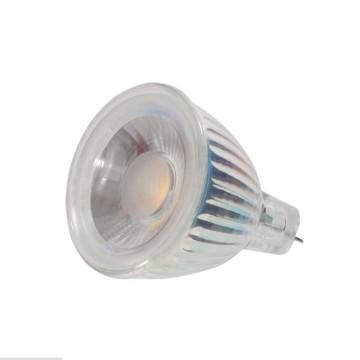 New Arrival MR11 COB 110V/220V Led Spotlight Glass Body GU4 Lamp Light AC/DC 12V MR11 5W 9W LED Bulb Warm White / white