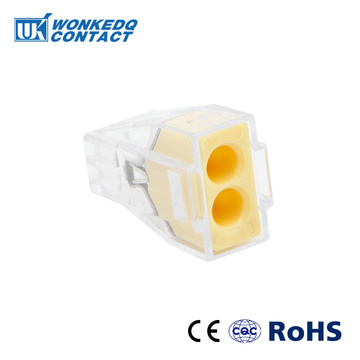 Push Wire Connector For Junction Box