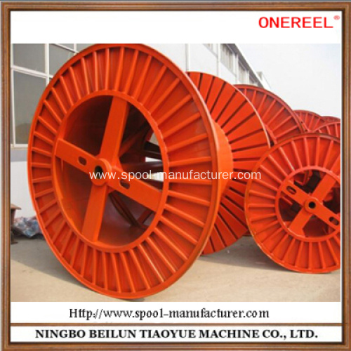 High speed empty wire spool
