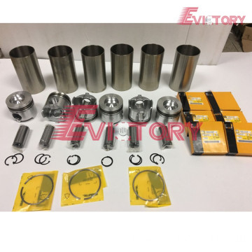 CATERPILLAR spare parts 3306 cylinder liner sleeve kit