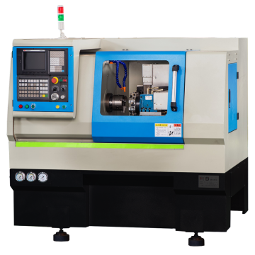 CNC Lathe With Linear Guideway Flat for Sale