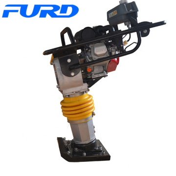 5.5HP Gasoline Vibratory Compaction Rammer for Soil