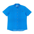 Men's Polyester Spandex Shirts in summer