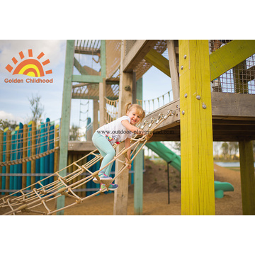 Playground Tower Activity Equipment For Children