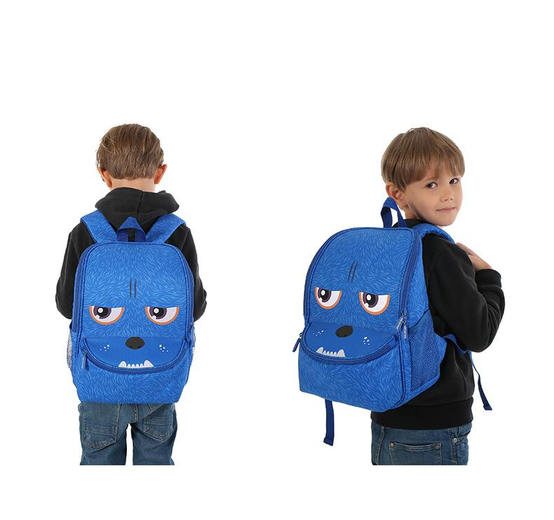 Animal backpack children's bag boys' kindergarten (2)