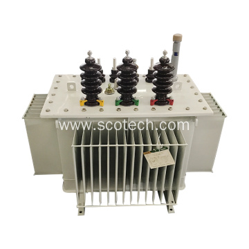 11kv oil immersed distribution transformer