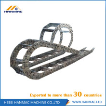 Stainless Steel Cable Track Carrier Flexible Drag Chain