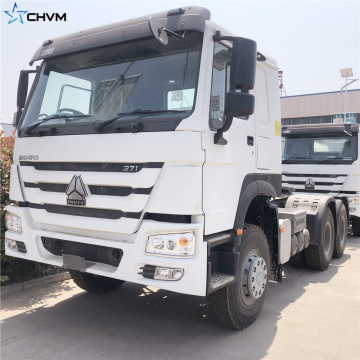 HOWO 371 6x4 Truck Tractor