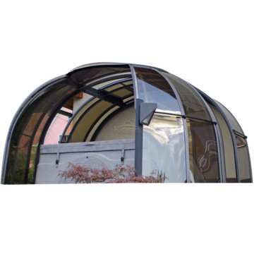 4 Season Sunroom Under Deck Patio Enclosure Solarium