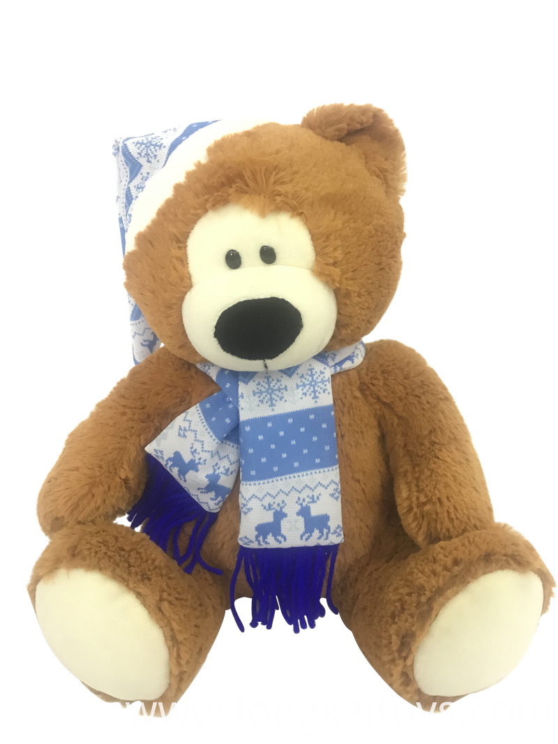 Soft toy Stuffed Bear