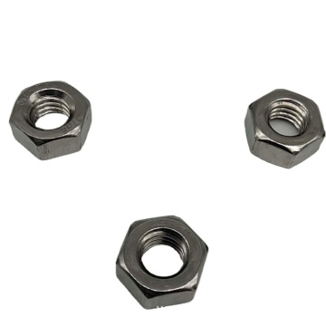 General Industry Polished Head Washer Hexagonal Nuts