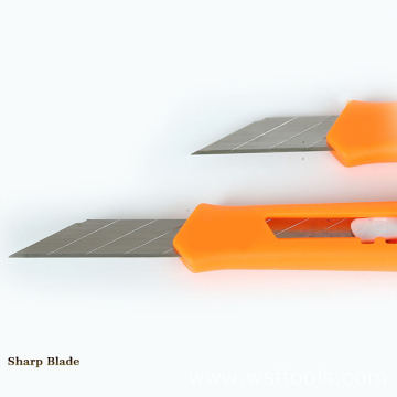 Retractable Box Utility Knife for Cartons Cardboard Cutting