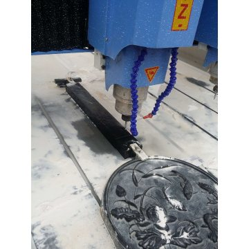 3D Relif Carving CNC Router for Marble