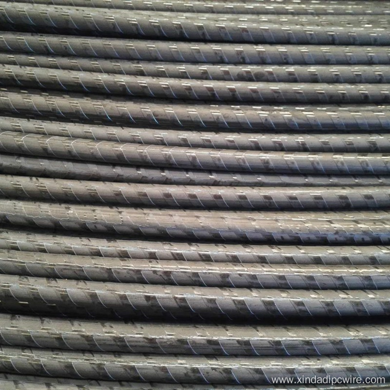PC wire 4.8mm 7.0mm indented surface