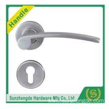 SZD Stainless steel tubular door handle for aluminum door , door handle manufacturer