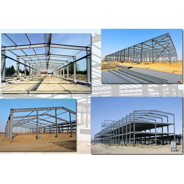 prefabricated Steel Structure Fabrication for Warehouse
