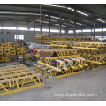 Concrete vibratory truss screed machine concrete power screed FZP-90