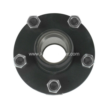 Black Color Wheel Hub For Trailer