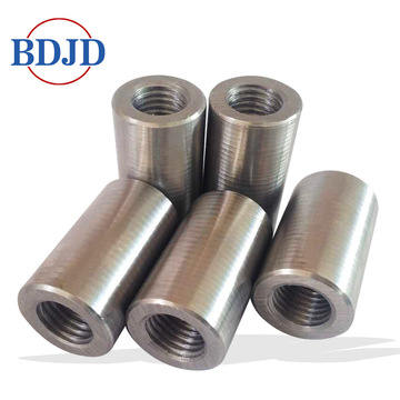 Reducing Steel Lock Cold Extrusion Rebar Coupler