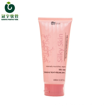 100ml cosmetic plastic tube for hand wash packaging