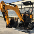 Multi-Functional Backhoe Hydraulic Mini Excavator