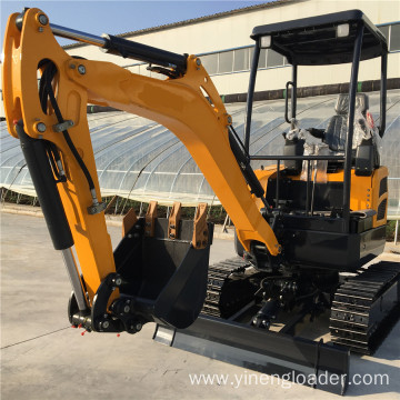 Mini Crawler Hydraulic Excavator
