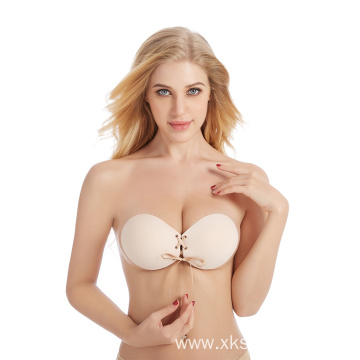 Invisible Silicone Cloth Self Adhesive Bra